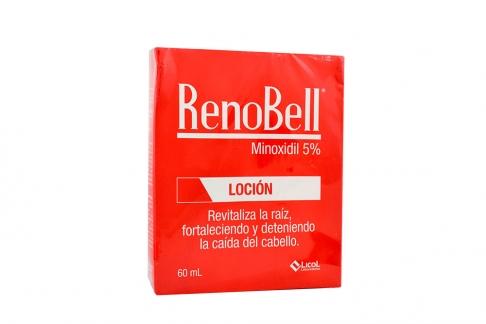 Renobell Locion Frasco X 60 Ml