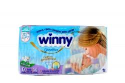 Winny Sensitive Paca Con 30 Pañales – Etapa 0