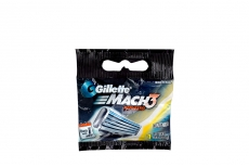 Gillette Repuesto Mach3 Bolsa X 1 Cartucho