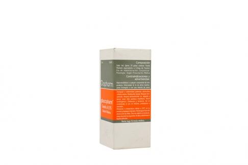 Glaucopharm 0.5 % Caja Con Frasco Con 5 mL Rx