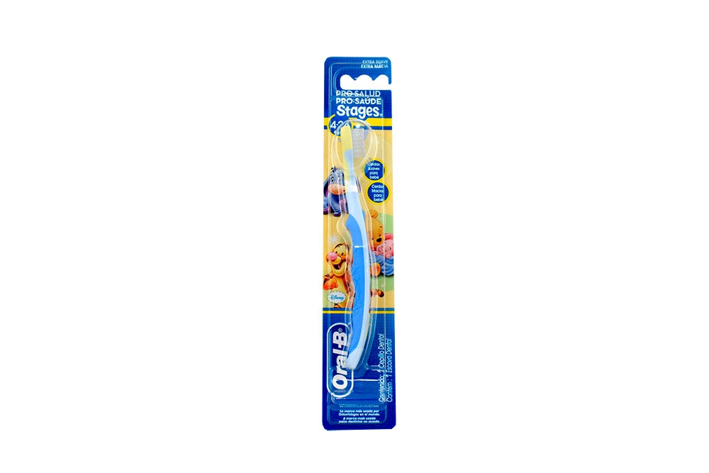 Cepillo Dental Oral B Stages 1 (6 - 24 Meses) Empaque Con 1 Unidad