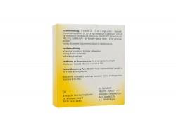 Engystol N1 Especialidad Caja X 5 Ampollas RX