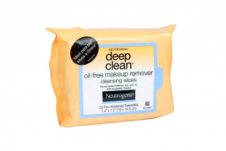 Neutrogena Deep Clean Empaque Con 25 Toallas - Desmaquilldor