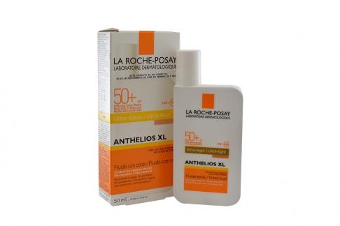 Anthelios XL 50+ Caja Con Frasco Con 50 mL