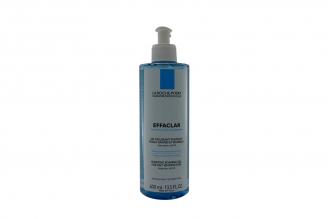 Effaclar Gel Frasco Dosificador Con 400 mL
