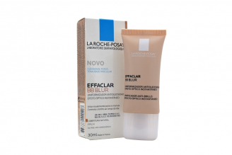 Effaclar BB Blur Caja Con Tubo Con 30 mL - Tono Natural