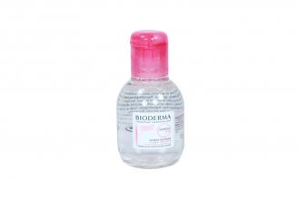 Sensibio H2O Solución Desmaquillante Frasco Con 100 mL
