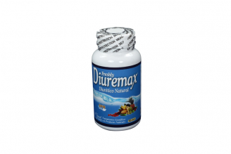 Diuremax Frasco Con 50 Cápsulas
