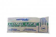 Guantes Long Life Talla 8 ½  Bolsa Con 2 Guantes