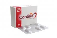 Cordiax 80 mg Caja Con 30 Tabletas Rx4