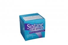 Systane Lid Wipes Caja Con 30 Paños Para Limpieza De Párpados