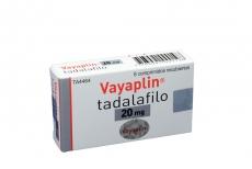 Vayaplin 20 mg Caja Con 8 Comprimidos Recubiertos