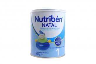 Nutribén Natal 1 A Partir Del Primer Día Tarro Con 400 g
