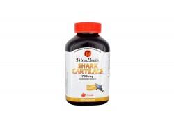 Shark Cartilage 750 mg Frasco Con 100 Cápsulas