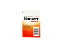 Noraver Gripa Caja Con 60 Cápsulas
