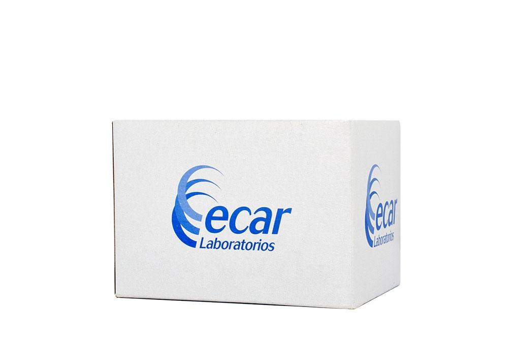 Acido Fólico Ecar Caja Con 25 Ampollas Rx4