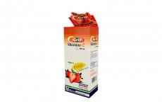 C – Grip 500 mg Caja x 100 Tabletas Masticables