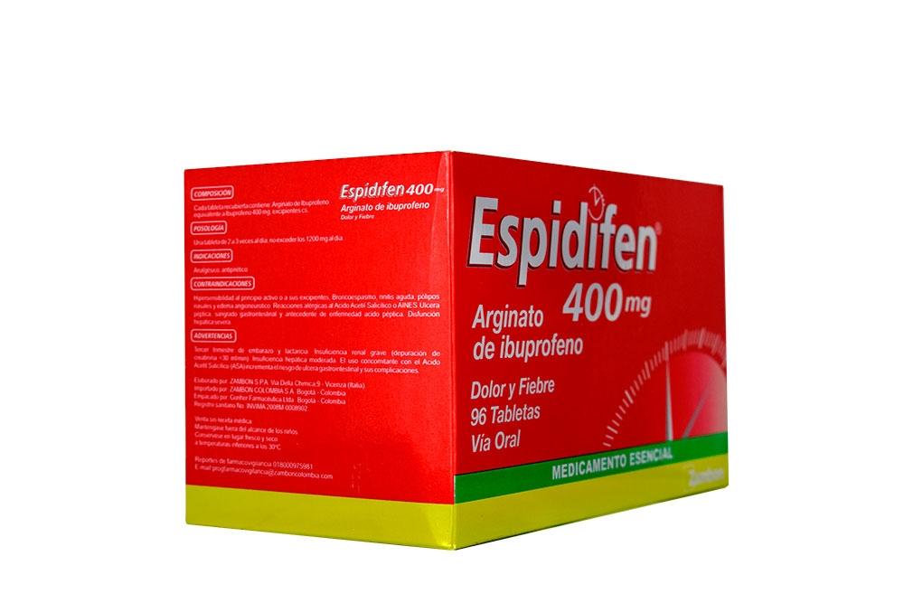 Comprar Espidifen 400 mg x 96 Tabletas En Farmalisto Colombia 2d0aa421c11f
