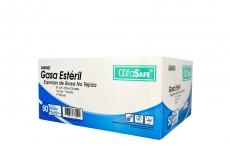 Gasa Estéril Tejida 7.5 Cm X 7.5 Cm Caja x 300 Unidades