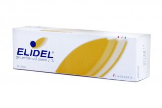 Elidel Crema 1 % Caja Con Tubo Con 15 g Rx