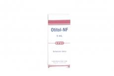 Otitol NF Solución Ótica Caja Con Frasco Con 5 mL Rx