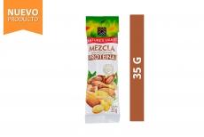 +++Mezcla Proteína Maní, Maíz y Almendra Nature's Heart Empaque Con 35 g