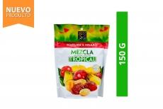 Mezcla Tropical Maní, Arándano, Mango y Piña Nature's Heart Empaque Con 150 g