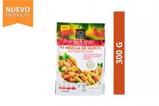 Tu Mezcla De Nueces Secas Nature's Heart Bolsa Con 300 g