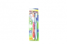 Cepillo Dental Pro Empaque Con 2 Unidades