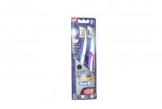 Cepillo Oral B Pro-Flex Clinical Protection Empaque Con 2 Unidades