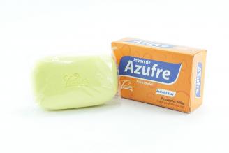 Jabón De Azufre Lemaitre Barra Con 100 g