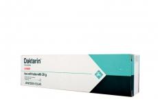 Daktarin Crema 2 % Caja Con Tubo Con 30 g Rx