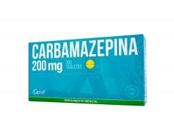 Carbamazepina 200 mg Caja Con 300 Tabletas Rx