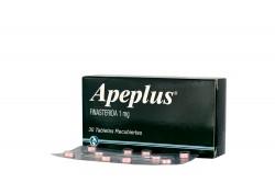 Apeplus 1 mg Caja Con 30 Tabletas Recubiertas Rx4