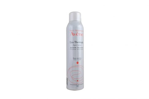 Eau Thermale Avène Agua Termal Aerosol Frasco Con 300 mL
