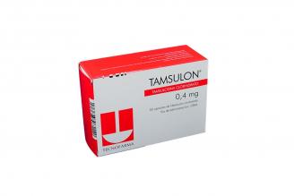 Tamsulon 0.4 mg Caja Con 30 Cápsulas Rx
