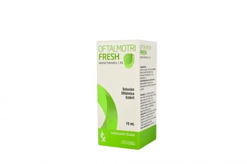 Oftalmotrifresh Got Frasco X 15 ml / Lab Incobra