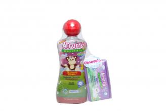 Arrurrú Naturals Shampoo Romero Frasco Con 220 mL