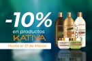 Shampoo Kativa Argan Oil Frasco Con 250 mL