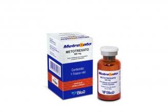 Metotrexato 500 mg Polvo Liofilizado Para Reconstruir Caja Con 1 Frasco Vial Rx4