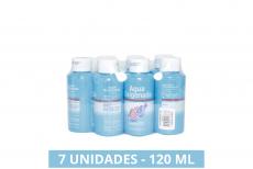 Agua Oxigenada JGB Empaque Con 7 Unidades Con 120 mL