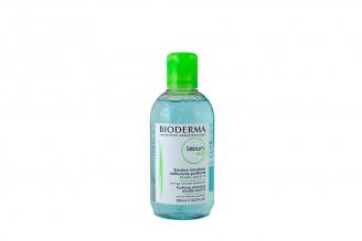 Agua Micelar Bioderma Sébium H2O Frasco Con 250 mL - Piel Grasa