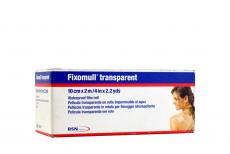 Esparadrapo Fixomull Transparent 10 cm X 2 m Caja Con 1 Unidad