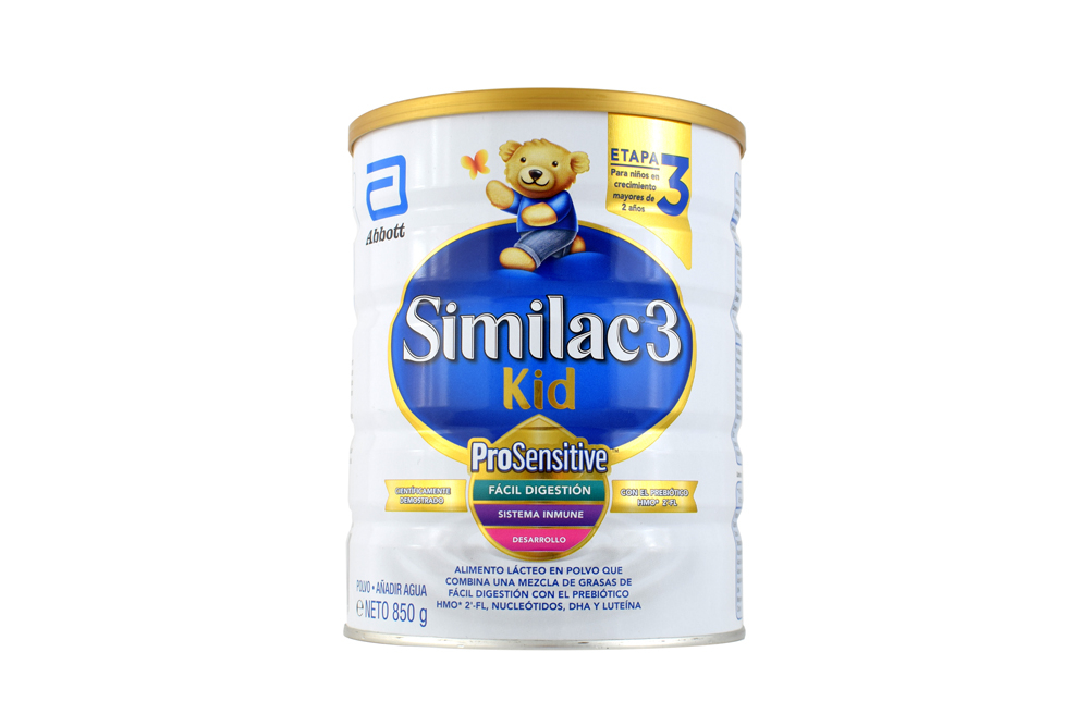 Similac 3 Kid Prosensitive Tarro Con 850 g