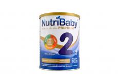 Nutribaby 2 Lactantes De 6 a 12 Meses Tarro Con 900 g