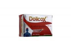 Dolicox 500 mg Caja Con 100 Tabletas