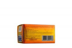 AHB Aceite de Hígado de Bacalao Con Vitamina A y D Caja Con 50 Cápsulas Blandas