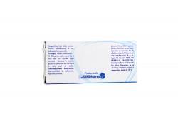 Hioscina Butil Bromuro 10 mg Caja Con 20 Tabletas