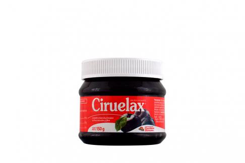 Ciruelax Cassia Angustifolia Frasco Con 150 g