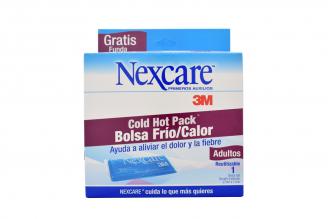 Bolsa Gel Frió/Calor Estandar Adulto Nexcare Caja Con 1 Unidad